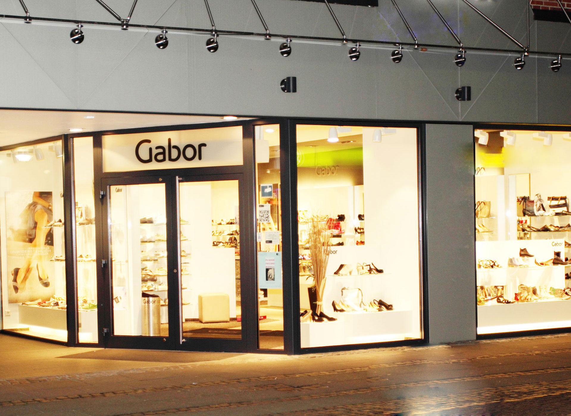Gabor Shop Bremen City Außenansicht