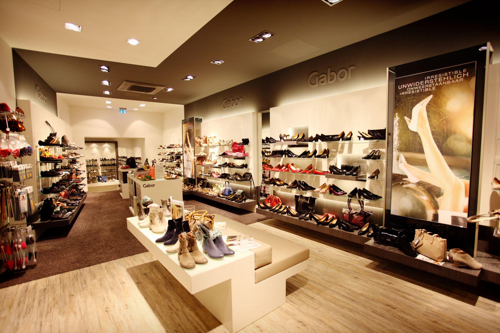Verkaufsraum Gabor Shop Bremen City