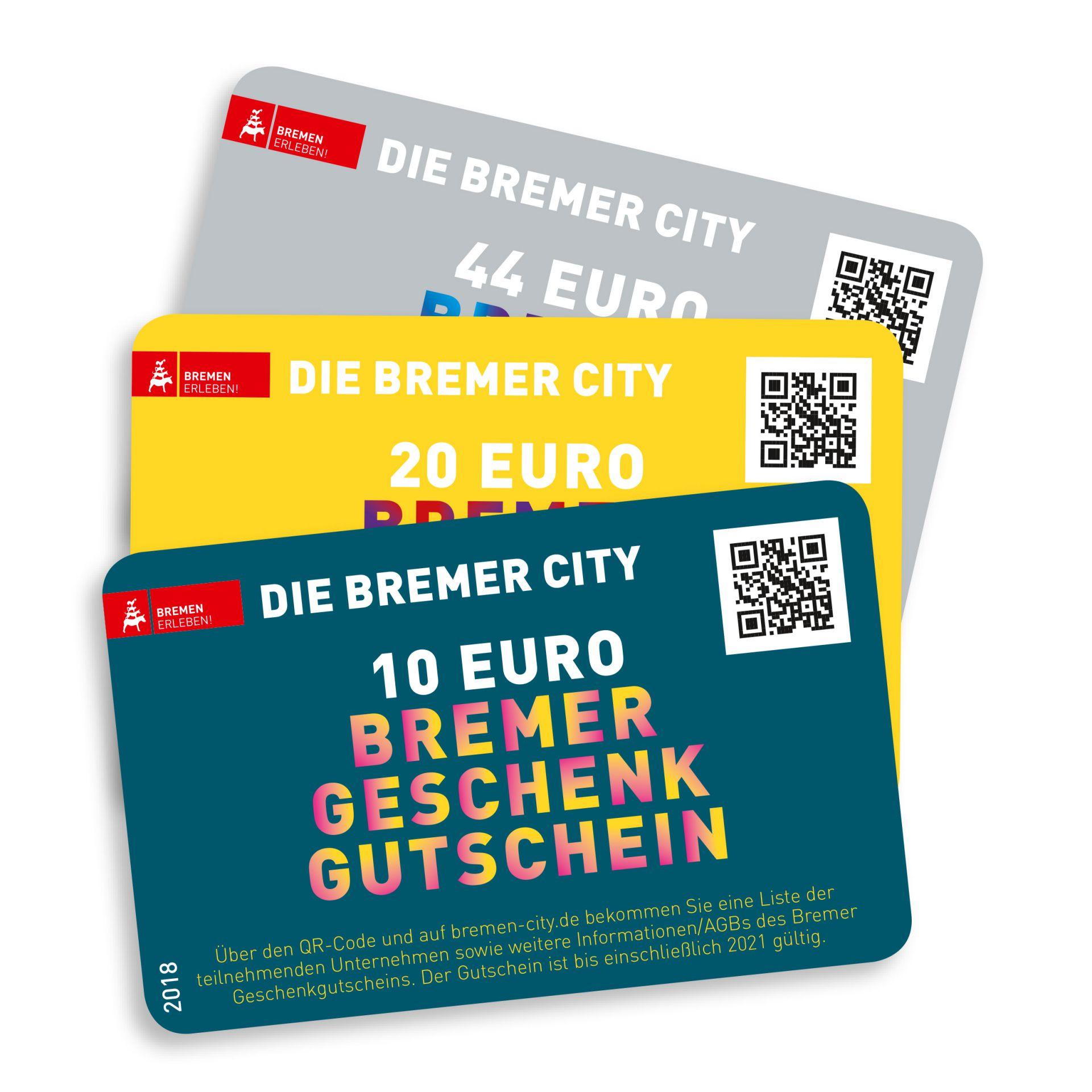 Bremer Geschenkgutschein